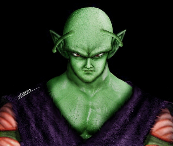 Dibujos Realistas de Dragon Ball Z
