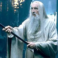 Christopher Lee, Saruman, Lord of the Rings