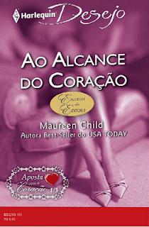 Ao alcance do coração apaixonada por romances