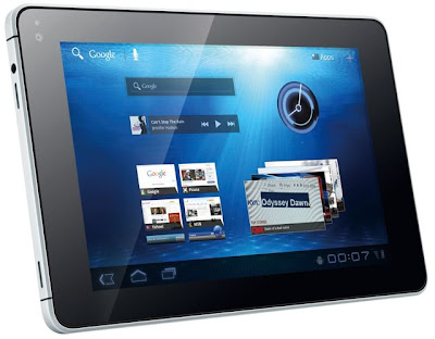 huaweimediapad Huawei Mediapad: The First Android Honeycomb 3.2 Tablet