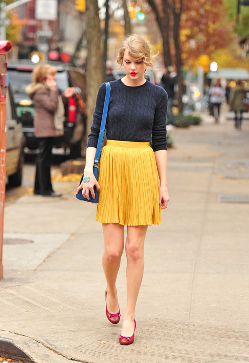 Уличный стиль юбка