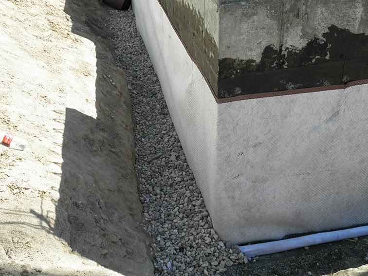 Obras y saneamientos hern ndez 25 s l drenajes y canaletas for Muro de contencion precio