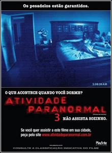 Baixar Atividade Paranormal 3 DvdRip Legendado