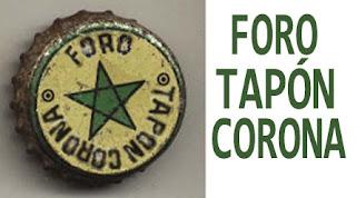 Foro Tapón Corona
