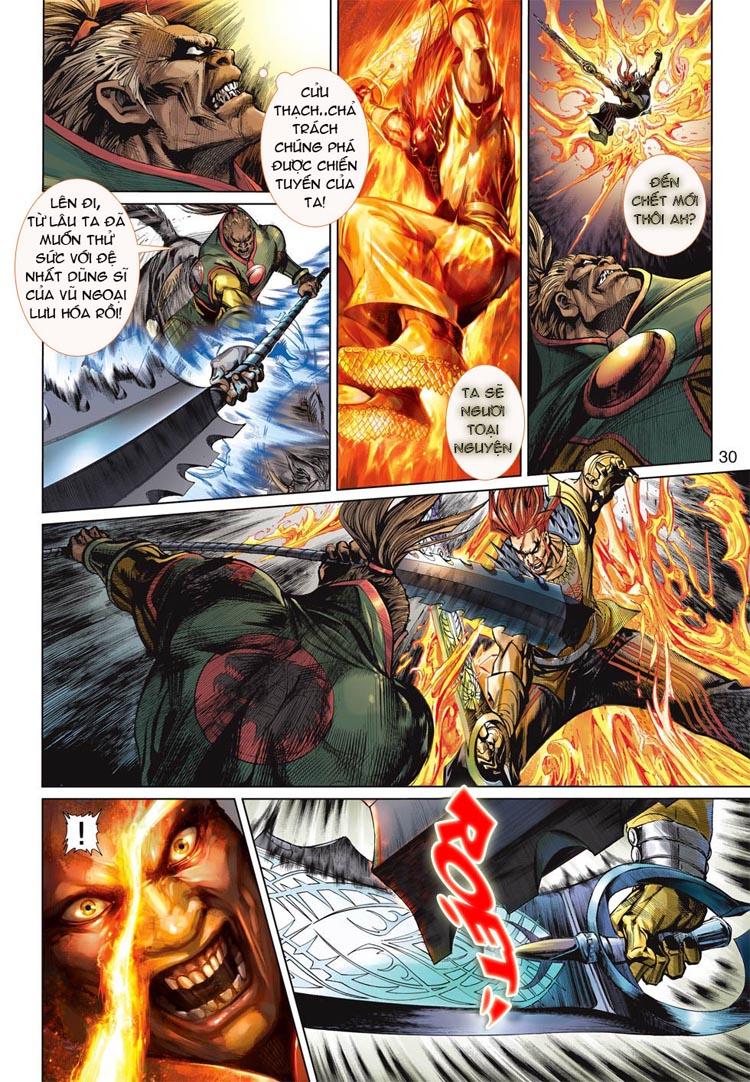 Thần Binh 4 chap 20 - Trang 30