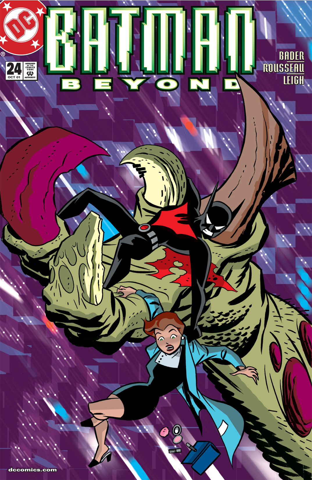 Batman Beyond [II] Issue #24 #24 - English 1