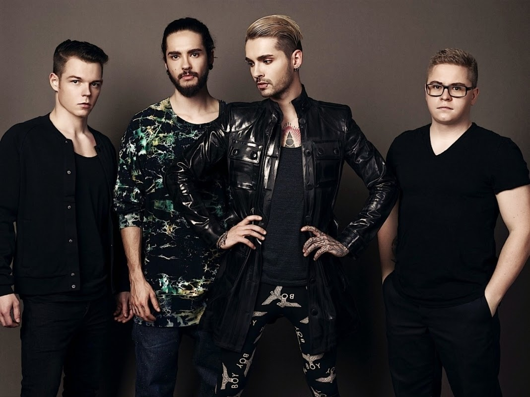 NEW PICS] Tokio Hotel - Kings of Suburbia Photoshoot/Official Book ...