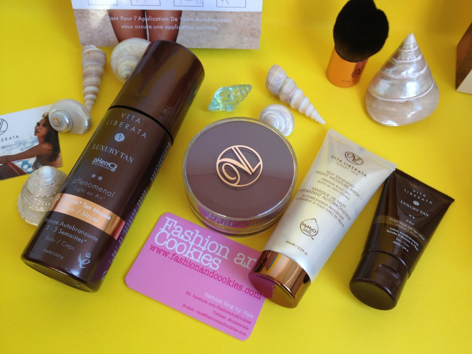 Best self tanner: Vita Liberata, how to get a tan on Fashion and Cookies fashion blog