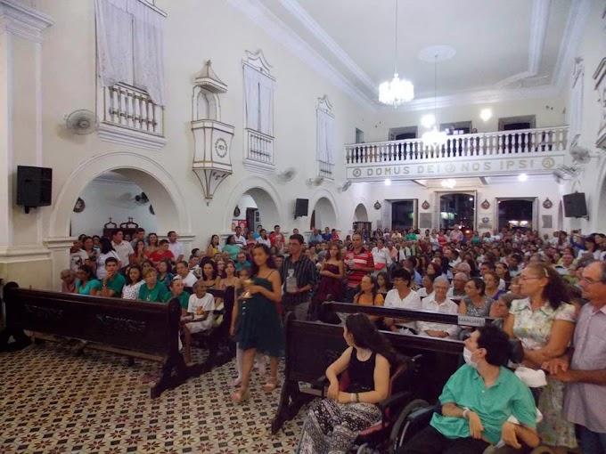 10° ANIVERSÁRIO DE ORDENAÇÃO DE PADRE MATIAS
