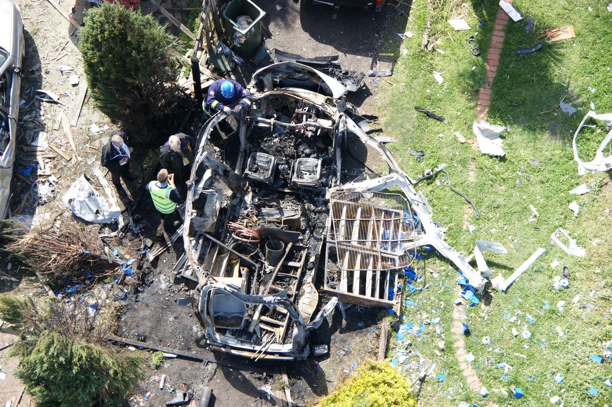 Industry Mayhem: Oxy-Acetylene Explosion