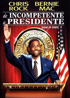 Ver Película De incompetente a presidente Online Gratis (2003)