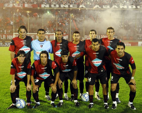 ANOTANDO FÚTBOL *: NEWELL´S OLD BOYS