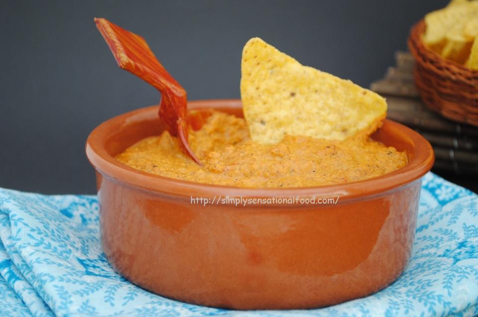 ... romesco with potatoes spanish romesco sauce photo spanish romesco