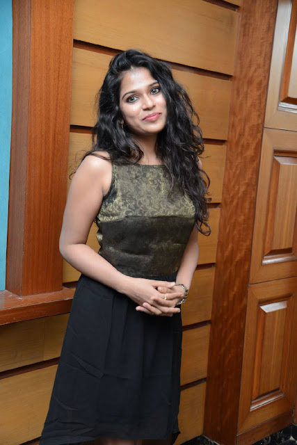 Actress Bhargavi Stills At Cuba Libre
