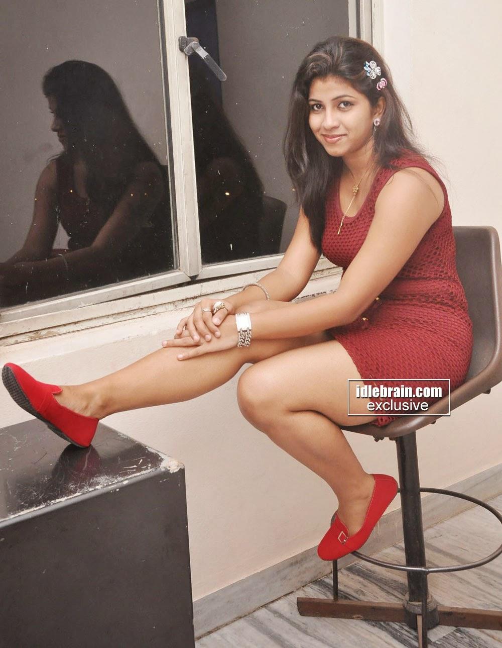 Geethanjali thighs