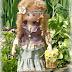 Текстильная кукла Лира