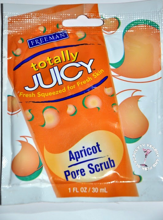 FREEMAN TOTALLY JUICY APRICOT SCRUB