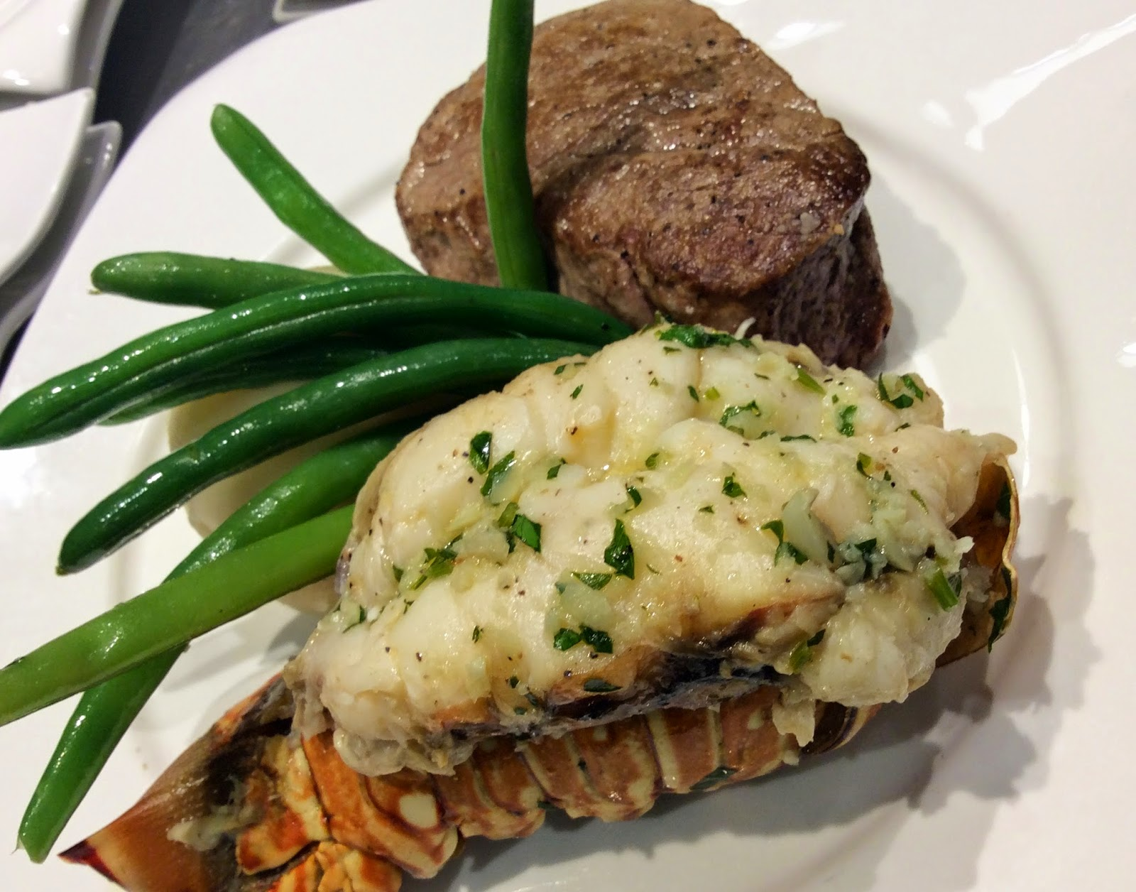 Filet Mignon, Lobster Tail, Wedding Food, Fine Dining, Culinary Art Catering