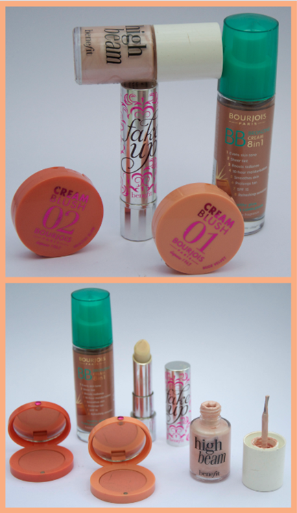 SUMMER BOURJOIS BENEFIT MAKEUP SUN HOLIDAY