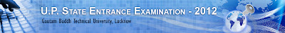 UPSEE 2012 Entrance Exam Admit Card at upsee.nic.in