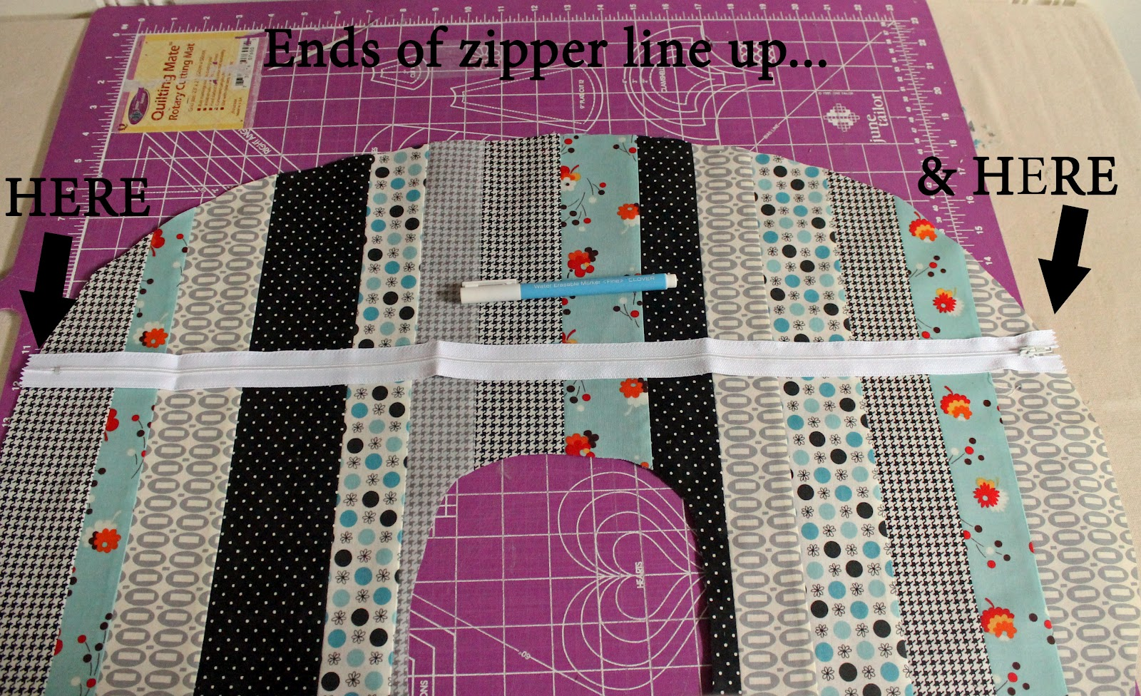 Fabric Book Cover With Zipper Tutorial : Sew lux fabric design challenge patchwork boppy
