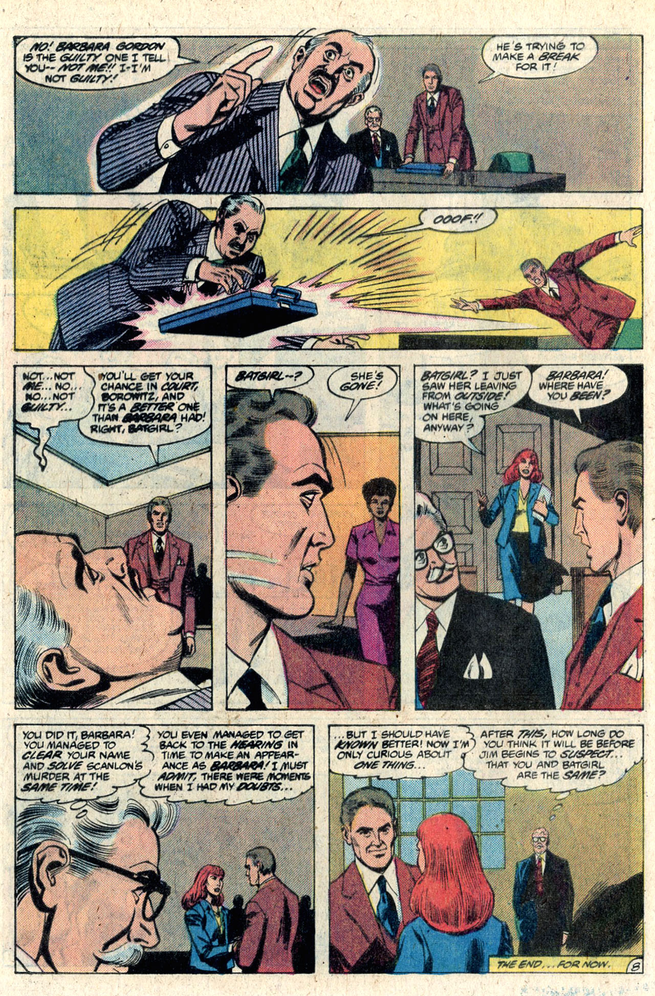 Detective Comics (1937) Issue #499 Page 31