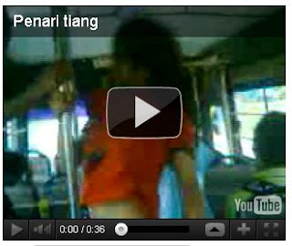 video &#039;penari tiang&#039; sedang buat tarian ghairah yang  kena denda rm25 tu kot !!(18sx)