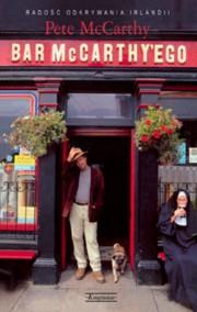 Pete McCarthy. Bar McCarthy'ego.