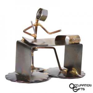 Accountant Figurine1