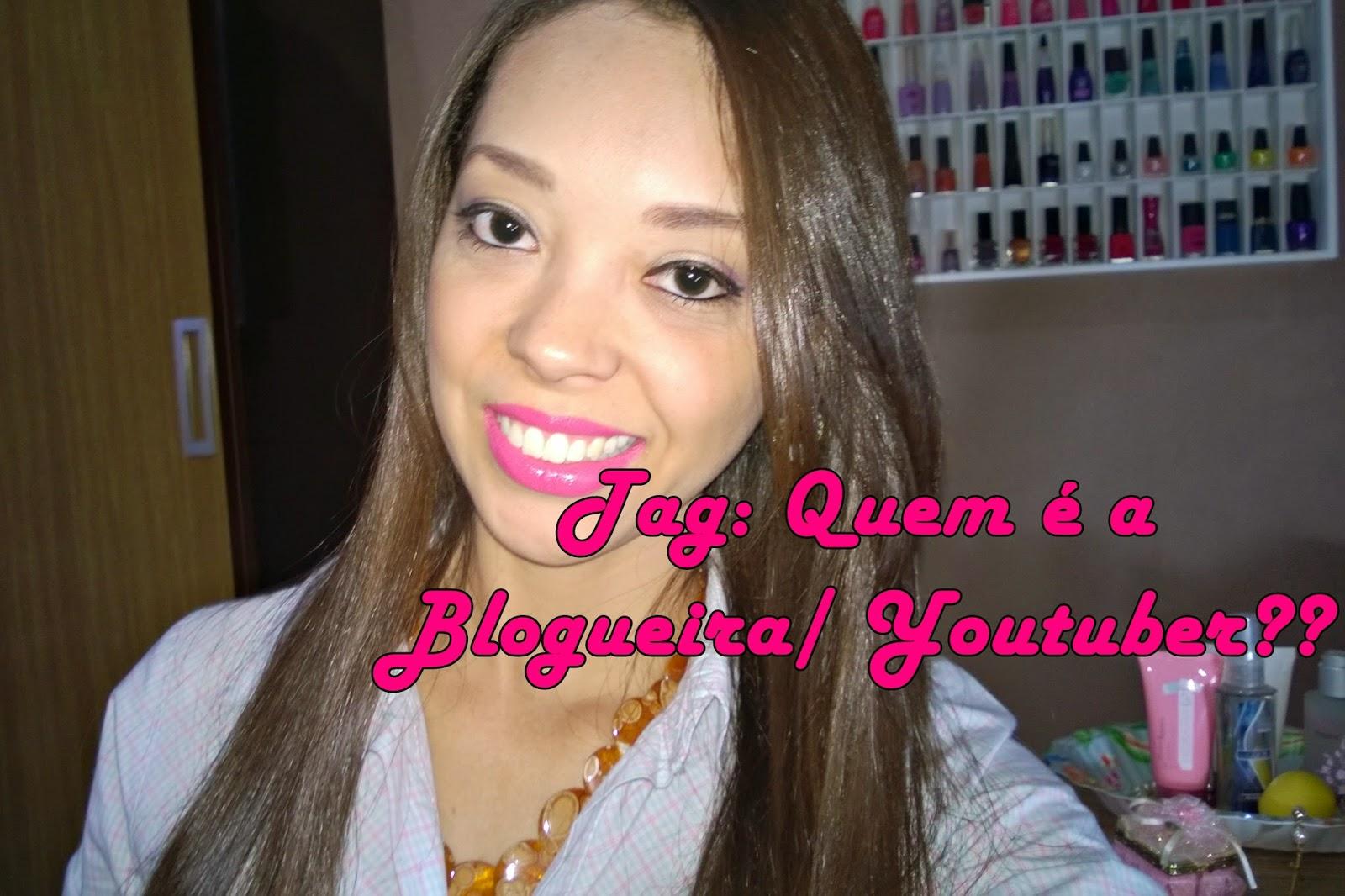 Quem é a Blogueira/Youtuber?
