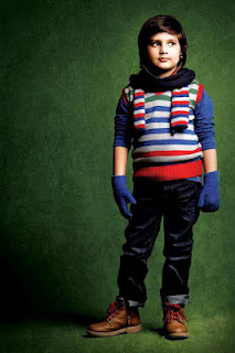 WINTER COLLECTION 2013 FOR KIDS BY LEISURE CLUB