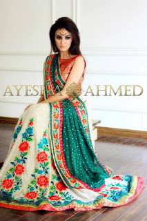 Pakistani Top Formal Dresses For Young Girls