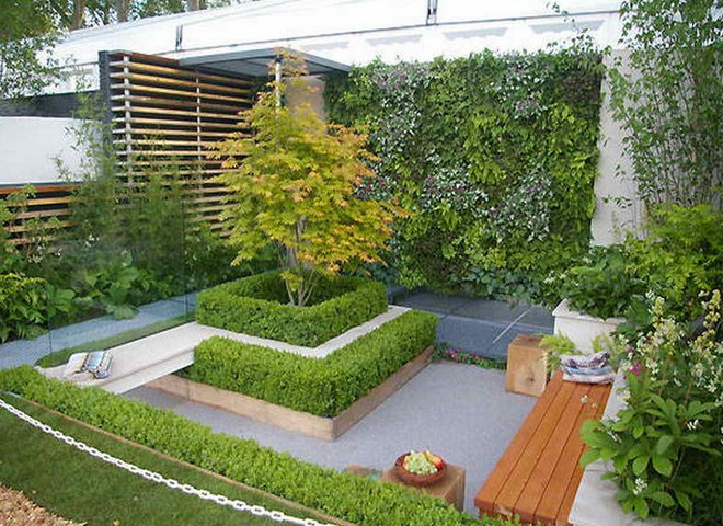 Roof garden ideas for minimalist metropolitan house hag for Rooftop landscape design