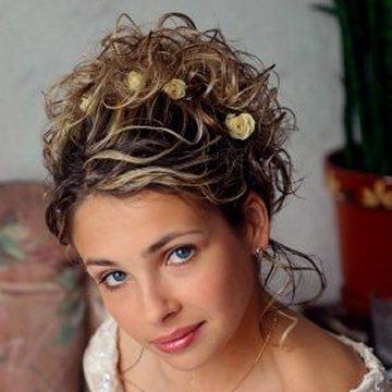 northern bride wedding hairstyles