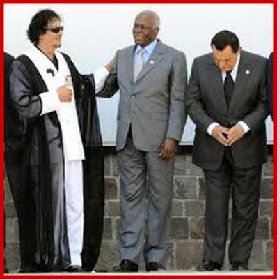 Quem será o próximo a entrar na lista, feita pelos donos do mundo, como ditador mau?