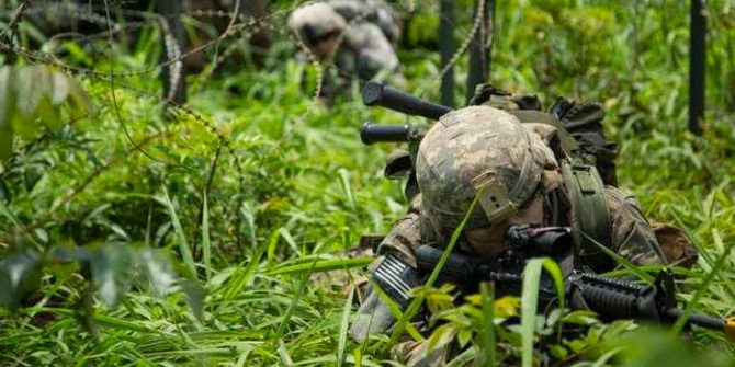 US Ranger Kagumi dan Berguru Kepada Infanteri Raider TNI AD