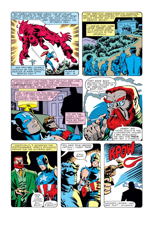 Captain America (1968) Issue #236 #151 - English 11