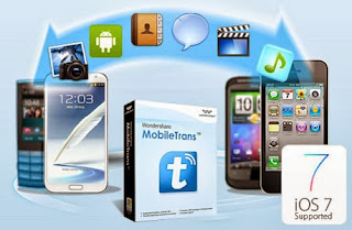 Wondershare MobileTrans 3.3.1.57 Multilanguage + Crack, keygen, Patch, Serial y Activador