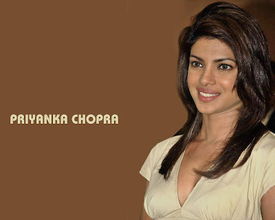 Hot Priyanka Chopra hot white