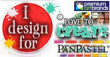 Premium Craft Brands Design Team / PanPastels