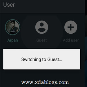 How to enable Multi user mode on Android