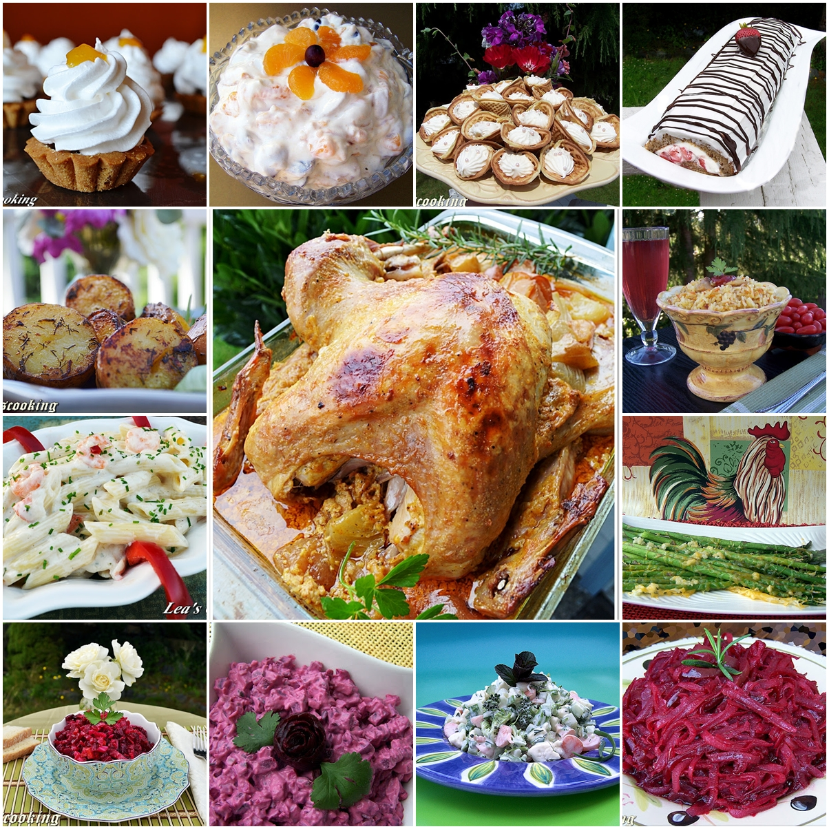 Lea 39 s cooking thanksgiving dinner party ideas for Best dinner party ideas
