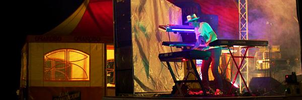 Андрей Климковский и Театр Огня «Эра» | Сотня фотографий с концерта на фестивале «Путь К Себе» в «ЭтноМире»