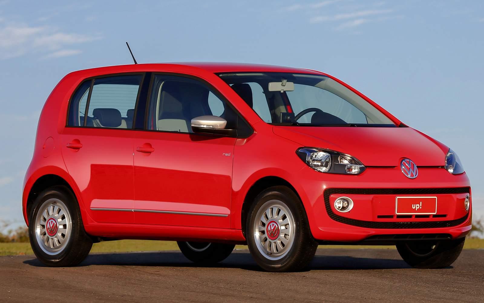 Volkswagen Red-up! - foto oficial