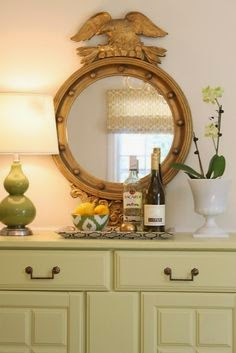 The long and short of it for sale convex federal mirror for Long wall mirrors for sale
