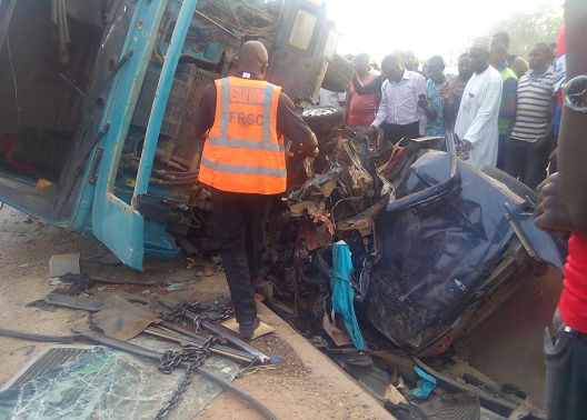 fatal accident abuja