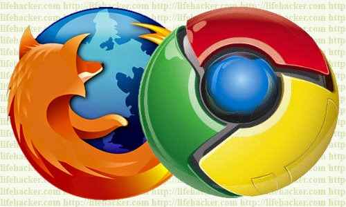 ما هو المتصفح الأفضل فايرفوكس أم جوجل كروم؟ و 8 أسباب تؤيد الاجابة