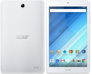 Spesifikasi Acer Iconia One 8 B1-850