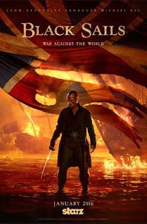 Black Sails Temporada 3 Poster