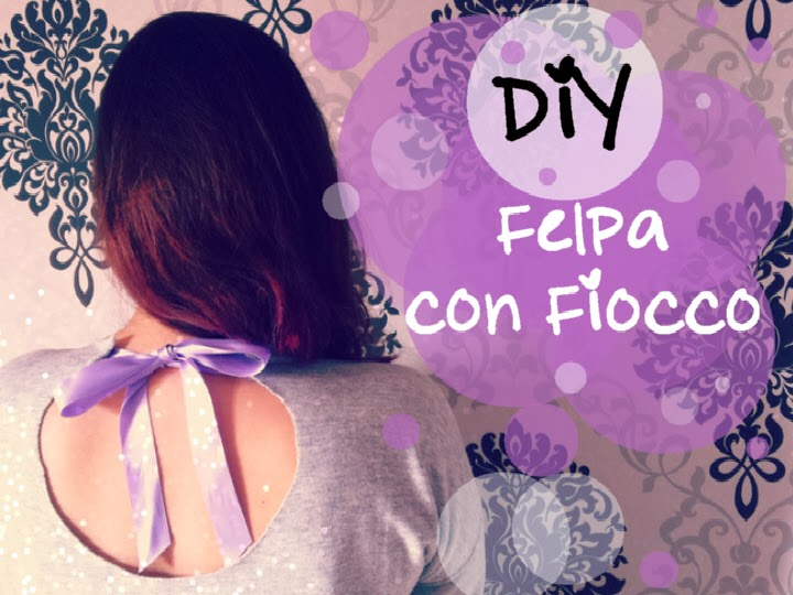 Serena wanders diy bow back sweater how to glam up your for Come rimodernare casa
